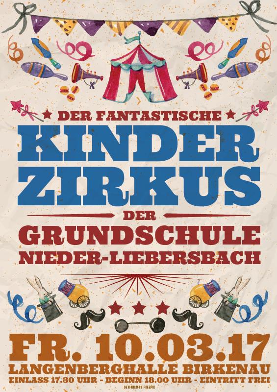 Kinder Zirkus der GSNL